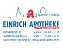 Einrich Apotheke logo-130x100